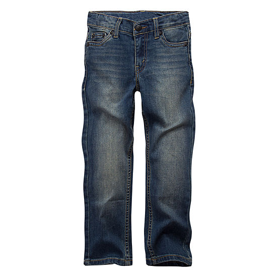 Levi's Toddler Boys Stretch Slim Fit Jean