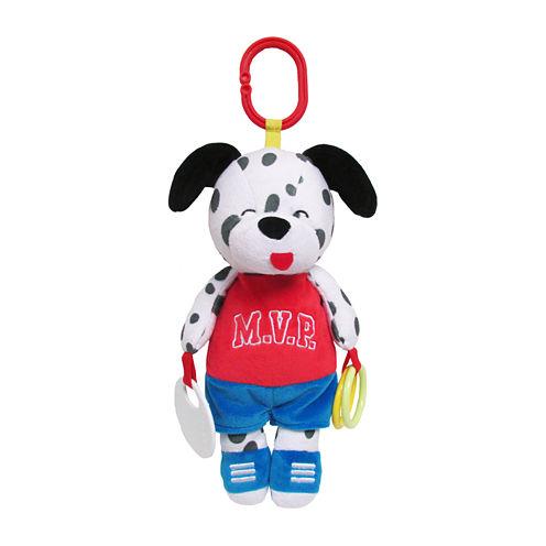 Carter's Puppy Activity Stuffed Animal