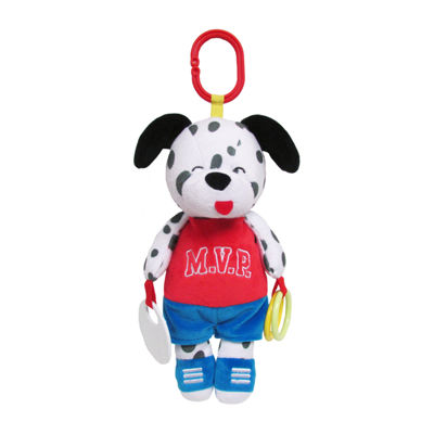Carter's Dalmation Puppy Activity Stuffed Animal