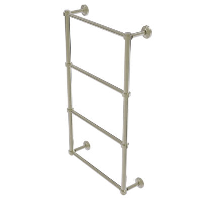 Allied Brass Waverly Place Collection 4 Tier 36 Inch Ladder Towel Bar