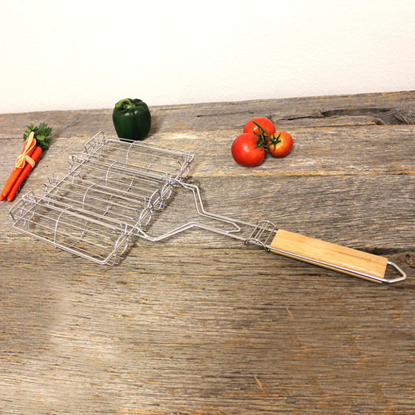 Collectn Cook Vegetable Grill Basket
