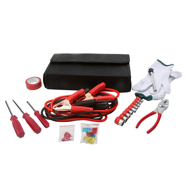 Natico 32-pc. Emergency Car Kit