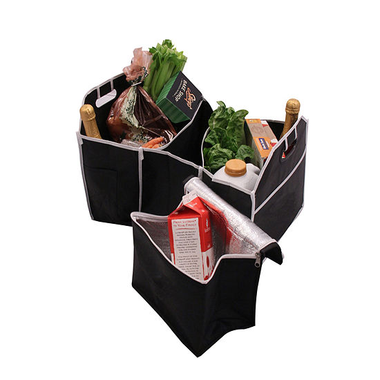Natico Trunk Organizer with Cooler
