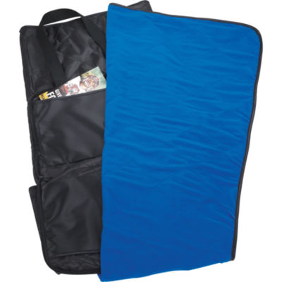 Deluxe Stadium Cushion and Blanket