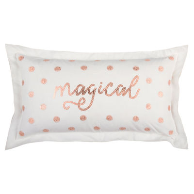 Rizzy Home Bella Magical Holiday Pillow