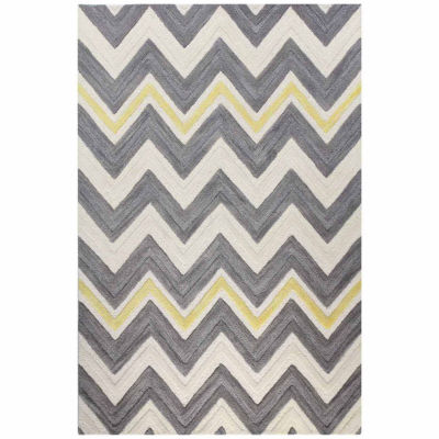 Manchester 100% Wool Hand Tufted Area Rug