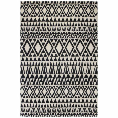 Maplewood 100% Wool Hand Tufted Area Rug