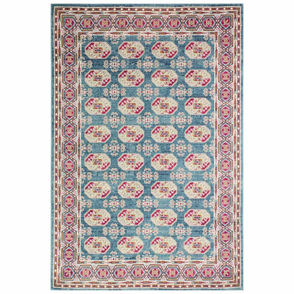 Maritza Polypropylene Machine Made Area Rug