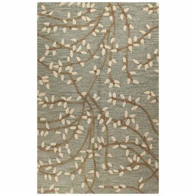 Salem 100% Wool Hand Tufted Area Rug