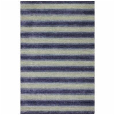 San Gabriel 100% Wool Hand Loomed Area Rug