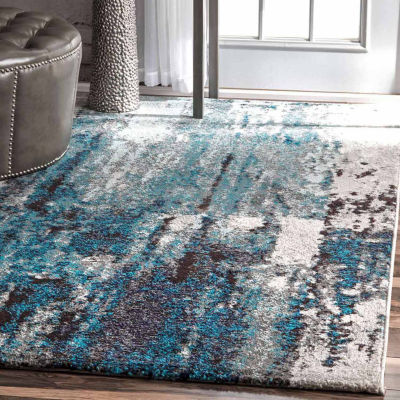 nuLoom Abstract Haydee Rectangular Area Rug