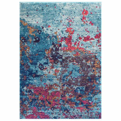 nuLoom Abstract Sherley Rug