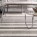 nuLoom Striped Kelsi Rug