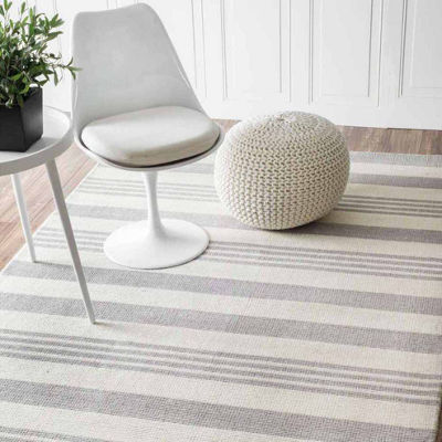 nuLoom Hand Loomed Earleen Rug