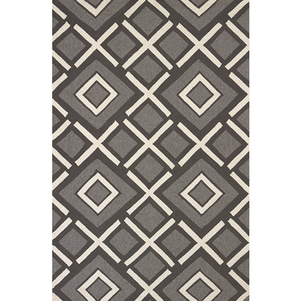 United Weavers Atrium Collection Diamond Stone Rectangular Rug