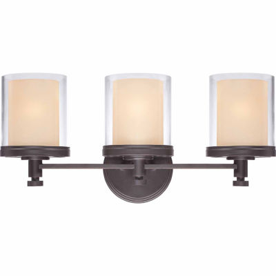 Filament Design 3-Light Sudbury Bronze Bath Vanity