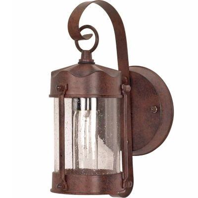 Jcpenney Wall Sconces : Filament Design 1-Light White Outdoor Wall Sconce - JCPenney