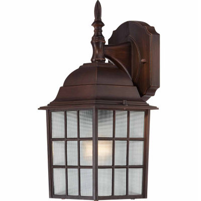 Filament Design 1-Light White Outdoor Wall Sconce - JCPenney