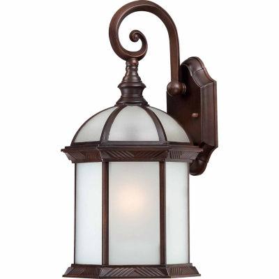 Filament Design 1-Light Rustic Bronze Outdoor WallSconce