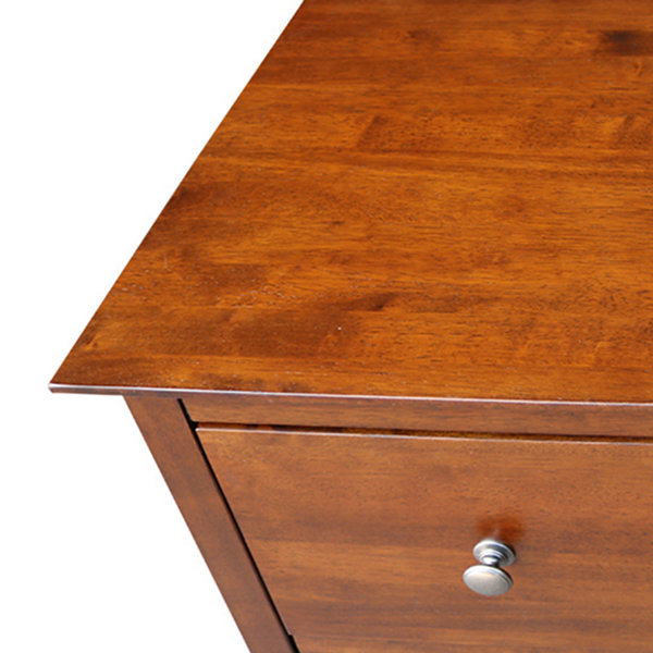 International Concepts 3 Drawer Chest