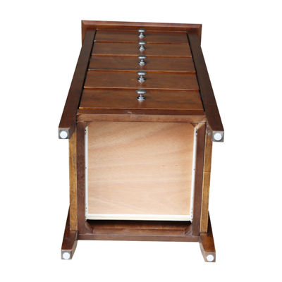 International Concepts 5 Drawer Lingerie Chest