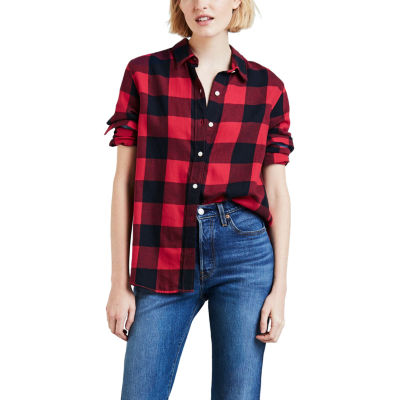 Levi's Ultimate Boyfriend Button-front Shirts
