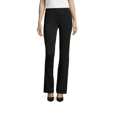 Alyx Womens Straight Pull-On Pants