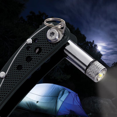 Smart Gear LED Flashlight Utility Pocket Multi-Tool