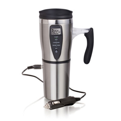 RoadTrip 12-Volt Digital Heated Travel Mug
