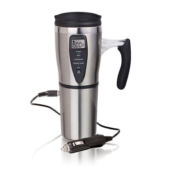 RoadTrip™ Digital Heated Travel Mug