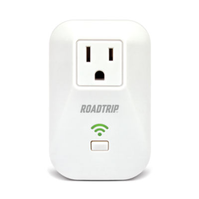 RoadTrip Wireless Smart Plug Outlet
