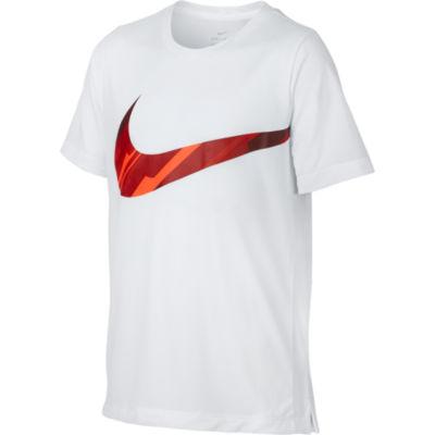 Nike Boys Crew Neck Short Sleeve Dri-Fit T-Shirt Preschool / Big Kid