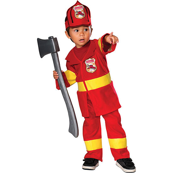 Toddler Jr. Firefighter Costume Toddler
