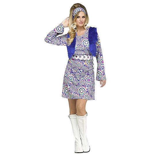 Shaggy Chic Women'S Costume