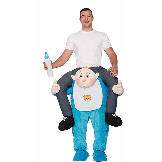 Ride On Baby Adult Costume