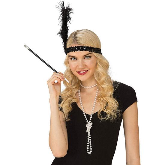 Flapper Kit 3-pc. Dress Up Costume
