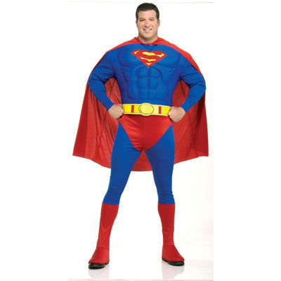 Buyseasons 4-pc. Superman Dress Up Costume