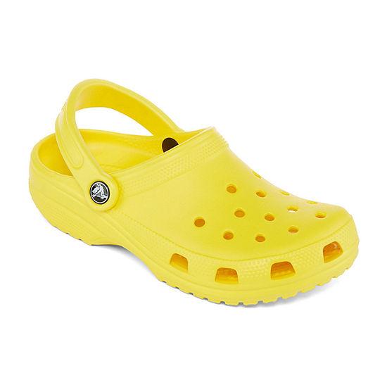 Crocs Unisex Adult Classic Clogs Slip-on Round Toe