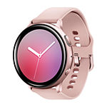 Samsung Galaxy Active 2 40mm Womens Multi-Function Rose Goldtone Smart Watch-Sm-R830nzdaxar