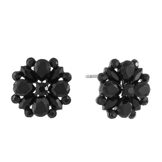Mixit 24mm Stud Earrings