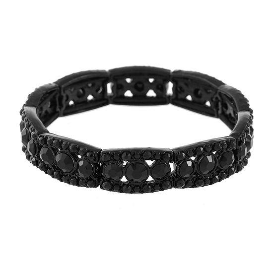 Mixit Black Stretch Bracelet