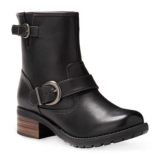Eastland Womens Ada Block Heel Dress Boots
