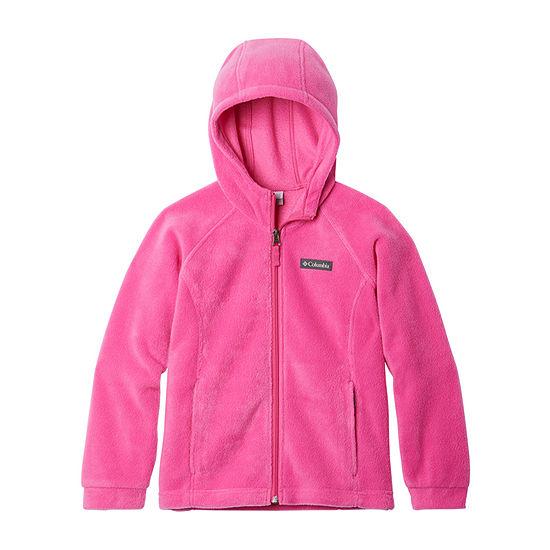 Columbia Little & Big Girls Fleece Lightweight Jacket
