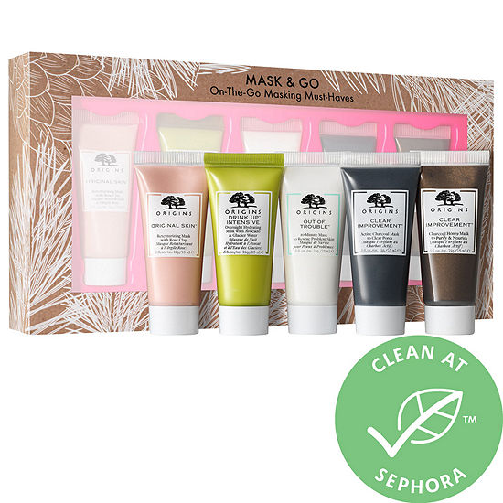Origins Mask & Go Set: On-the-Go Masking Must-Haves ($28.00 value)