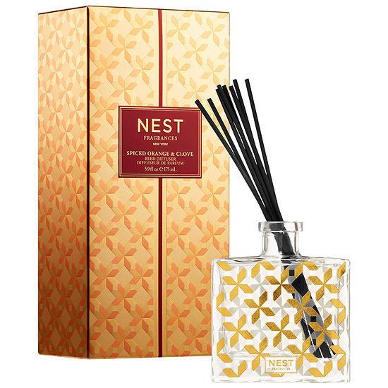 NEST  Spiced Orange & Clove Reed Diffuser
