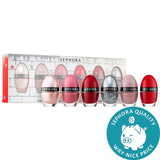SEPHORA COLLECTION Stay Polished! Nail Set ($30.00 value)
