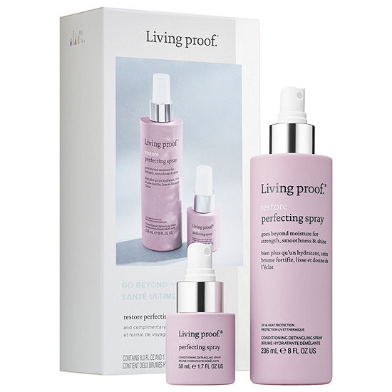 Living Proof Go Beyond - Healthy Restore Perfecting Spray Duo