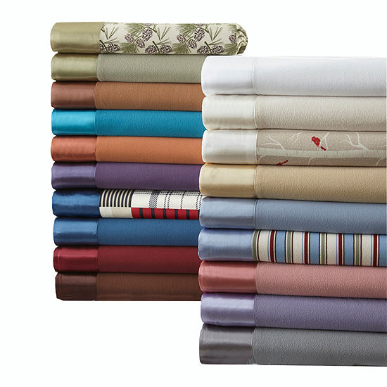 Micro Flannel® Lightweight All Seasons Sheet Blanket