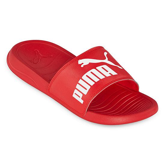 Puma Mens Popcats Slide Sandals