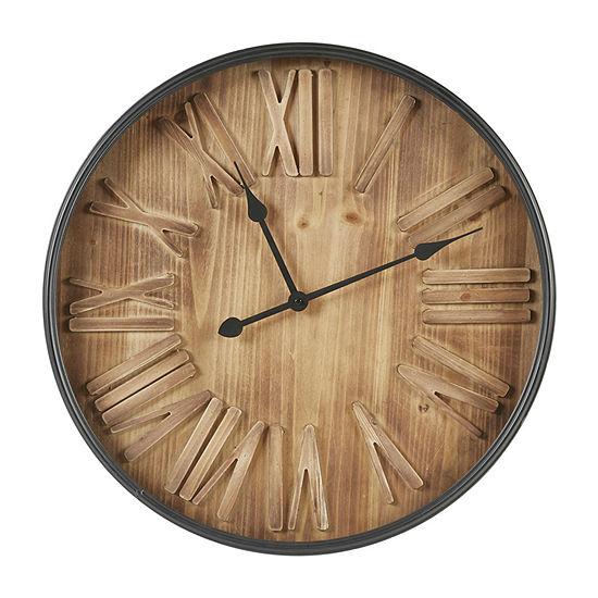 INK+IVY Arden Wall Clock